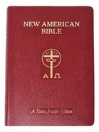 Nab Saint Joseph Giant Print Bible