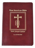 Nab St. Joseph New American Bible, the Giant Print Red