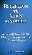 Reception to God's Assembly
