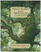 Paisley Rabbit and the Treehouse Contest Paperback