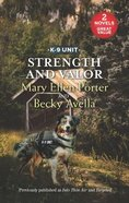Strength and Valor - Into Thin Air / Targeted (2in1 Love Inspired Suspence Series)