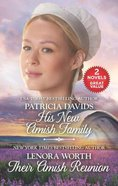 His New Amish Family and Their Amish Reunion: An Anthology (2in1 Love Inspired Amish Collection Series)