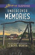 Undercover Memories (Love Inspired Suspense Series) Mass Market