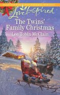 The Twins' Family Christmas (Redemption Ranch) (Love Inspired Series) Mass Market