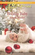 Holiday Baby (Mapel Springs) (Love Inspired Series)