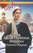 Amish Christmas Memories (Indiana Amish Brides) (Love Inspired Series) Mass Market