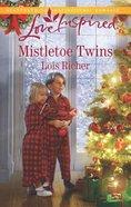 Mistletoe Twins (Rocky Mountain Haven) (Love Inspired Series)