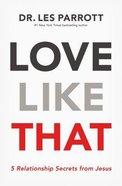 Amor Como Ese, Un eBook