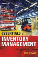 Essentials of Inventory Management eBook