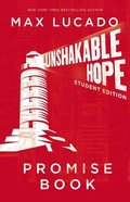 Unshakeable Hope Promise Book Student Edition Paperback