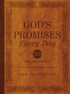 God's Promises Every Day (365 Daily Devotions Series) Hardback