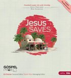 Jesus Saves (Preschool Leader Kit With Worship) (#11 in The Gospel Project For Kids 2012-15 Series) Pack