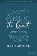 The Quest - Study Journal For Teen Girls: Daring to Know the Heart of God (Leader Kit)