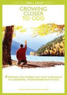 Lifetree: Growing Closer to God (Small Group DVD Study)
