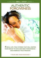 Lifetree: Authentic Forgiveness (Small Group DVD Study)
