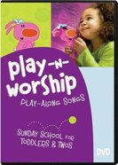 Play-Along Songs For Toddlers & Twos (Play N Worship Series)