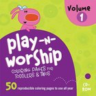 Play-Along Stories For Toddlers (Play N Worship Series)