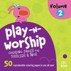 Play-Along Stories For Toddlers & Twos (Play N Worship Series) CD-rom
