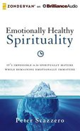 Emotionally Healthy Spirituality (Unabridged, 9 Cds) CD