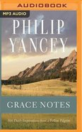 Grace Notes: 366 Daily Inspirations From a Fellow Pilgrim (Unabridged 2 Mp3) CD