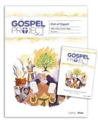 Out of Egypt (Older Kids Activity Pack) (#02 in The Gospel Project For Kids Series) Pack