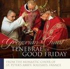 Tenebrae of Good Friday