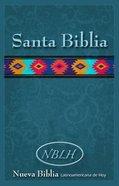 Nueva Biblica Latinoa,Erican De Hoy Nblh Santa Biblia Os (Black Letter Edition)