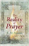 Reality of Prayer Paperback