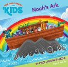 Jigsaw Puzzle: Noah's Ark, 24-Pieces