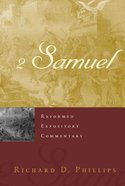 2 Samuel (Reformed Expository Commentary Series) Hardback