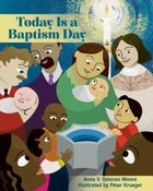 Today is a Baptism Day Hardback