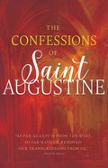 The Confessions of Saint Augustine Paperback
