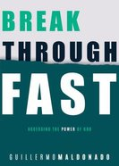 Breakthrough Fast Paperback