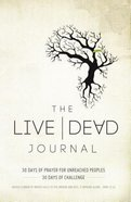 The Live Dead Journal Paperback