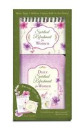 Spiritual Refreshment For Women Boxed Set (Devotional And Perpetual Calendar) Pack