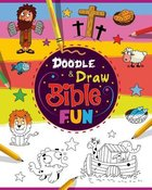 Doodle and Draw Bible Fun! Paperback