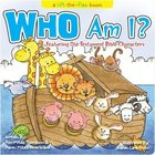 Who Am I? - Featuring Old Testament Bible Characters (Lift-the-flap Book Series)