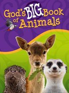 God's Big Book of Animals Hardback