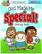 God Made Me Special (Ages 2-4, Reproducible) (Warner Press Colouring/activity Under 5's Series)