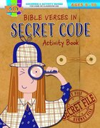 Bible Verses in Secret Code (Ages 8-10, Reproducible) (Warner Press Colouring & Activity Books Series)