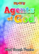 Activity Book Agents of God Word Search (Itty Bitty Bible Series) Paperback