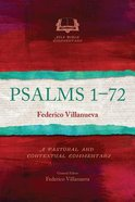 Psalms 1-72 (Asia Bible Commentary Series) Paperback