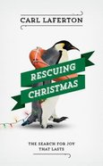Rescuing Christmas Booklet