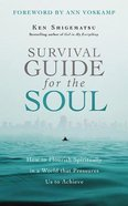 Survival Guide For the Soul: How to Flourish Spiritually in a World That Pressures Us to Achieve (Unabridged, 7 Cds) CD