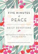 Five Minutes of Peace Hardback