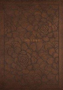 NKJV Reference Bible Brown (Black Letter Edition)