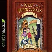 Race to the Ark (Unabridged, 2 CDS) (#02 in The Secret Of The Hidden Scrolls Audio Series)