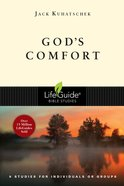 God's Comfort (Lifeguide Bible Study Series) Paperback