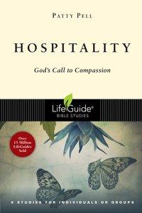 Hospitality (Lifeguide Bible Study Series)