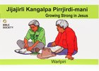Growing Strong in Jesus (Warlpiri) Booklet